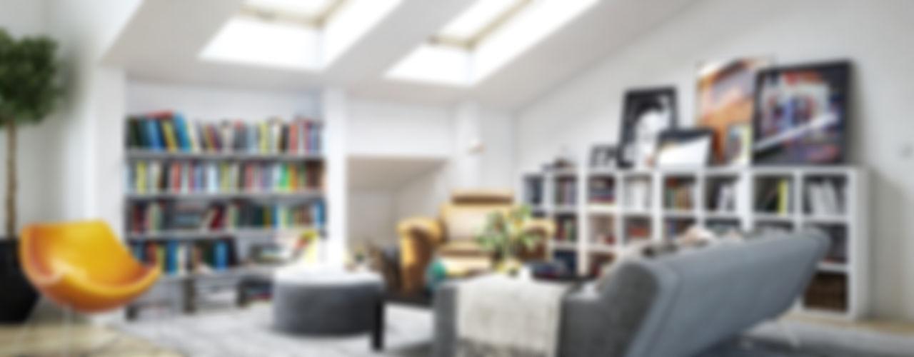 Piwko-Bespoke Fitted Furniture SoggiornoScaffali