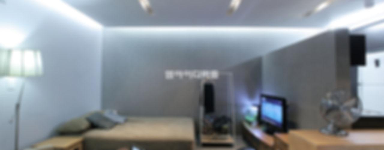 영등포구 당산동 19평형 원룸형 아파트 MID 먹줄 모던스타일 침실