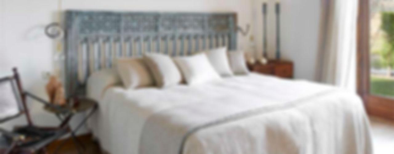 Deu i Deu Rustik Yatak Odası