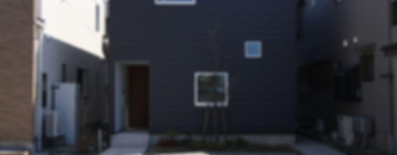 福田康紀建築計画 Modern houses