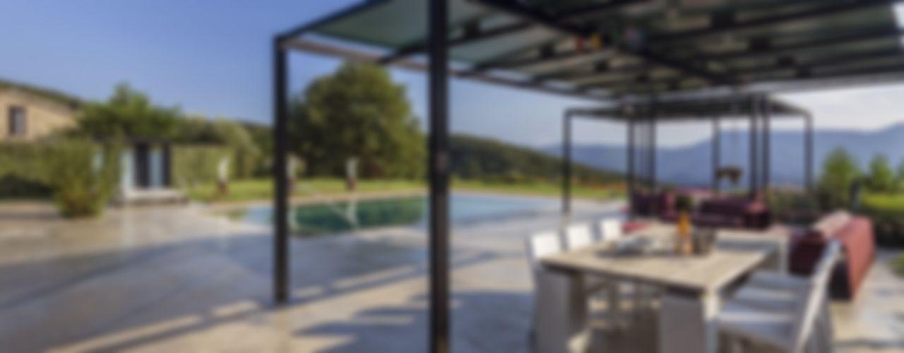 VelezCarrascoArquitecto VCArq JardinAbris de jardin & serres