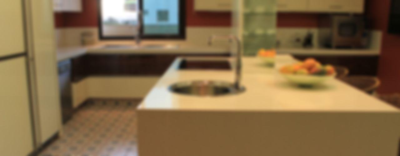 DUPLA ARQUITETURA ESTRATÉGICA Koloniale Küchen