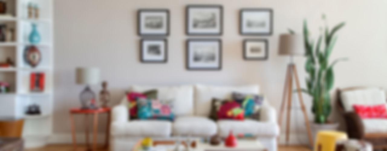Da.Hora Arquitetura Living room