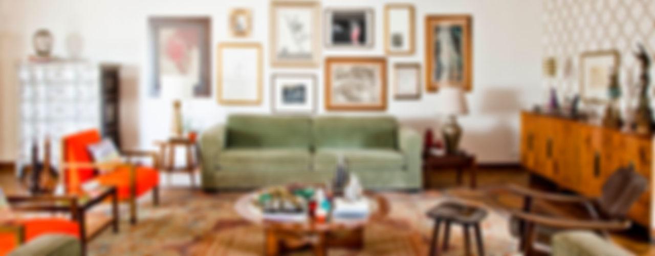 CARMELLO ARQUITETURA Salas/RecibidoresSofás y sillones