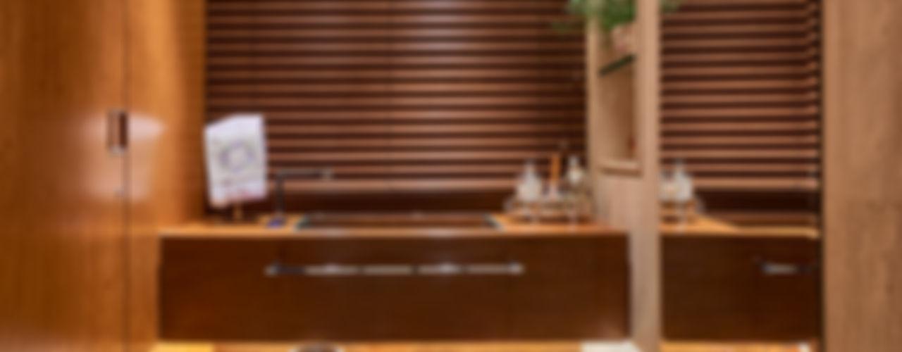 Apartamento AS Beth Nejm Banheiros modernos