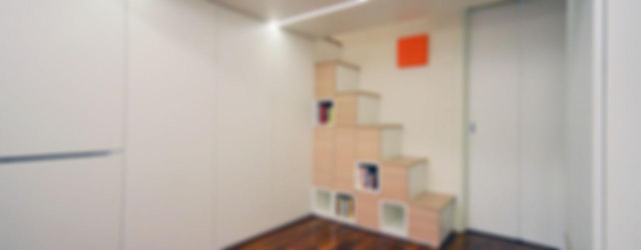 Br_1 Okapi Soggiorno moderno