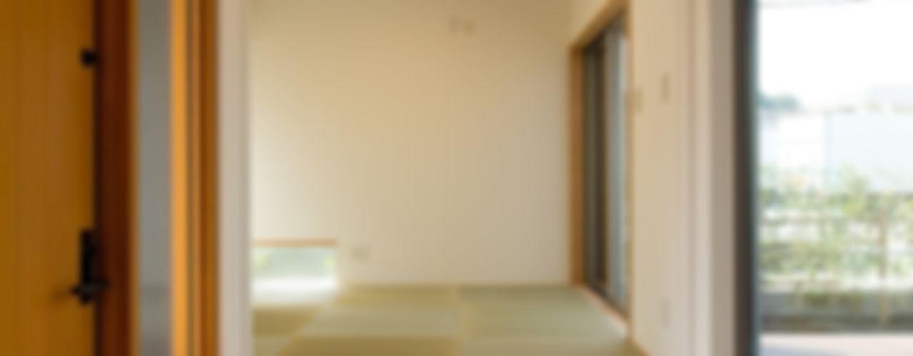 シーズ・アーキスタディオ建築設計室 Couloir, entrée, escaliers modernes