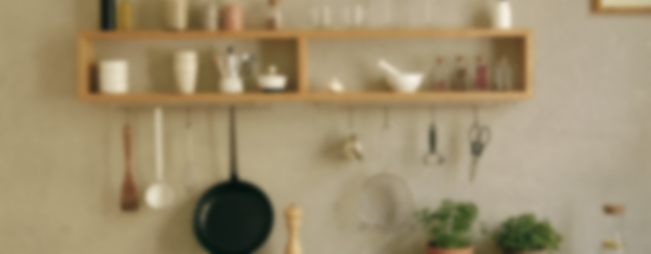 Longboard by chris+ruby chris+ruby KitchenCabinets & shelves