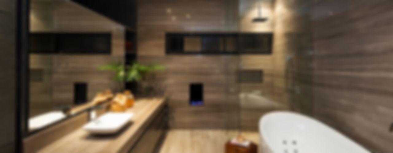 GLR Arquitectos Ванна кімната