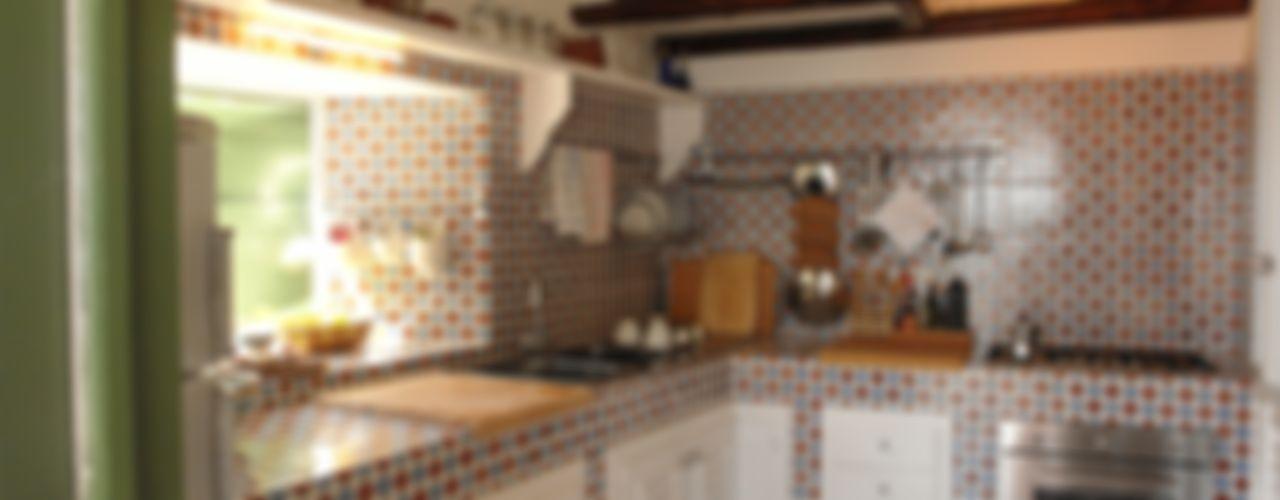 Studio di Architettura Manuela Zecca CocinaEncimeras
