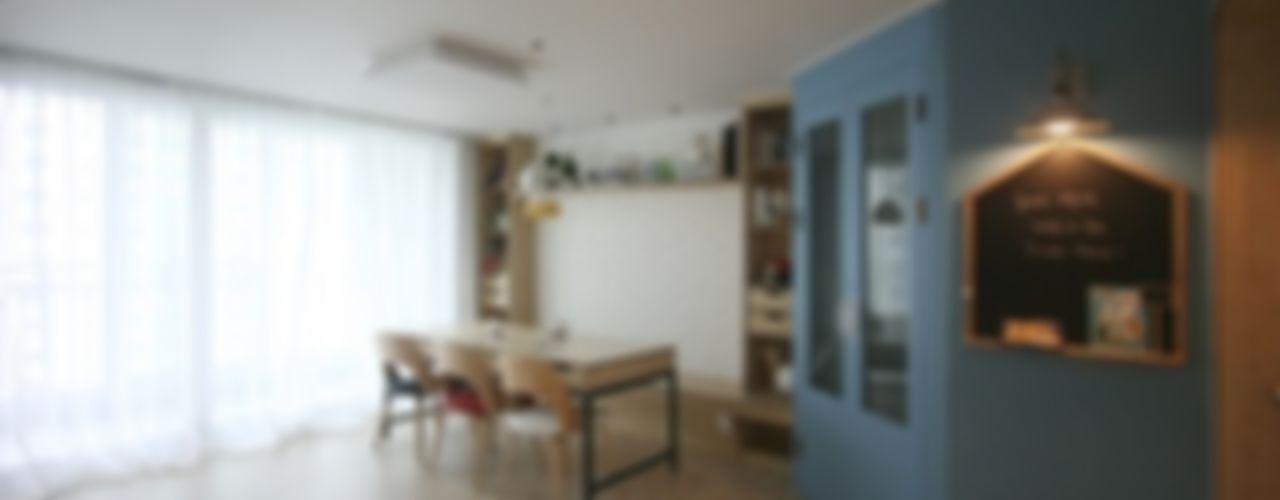 홍예디자인 Modern living room
