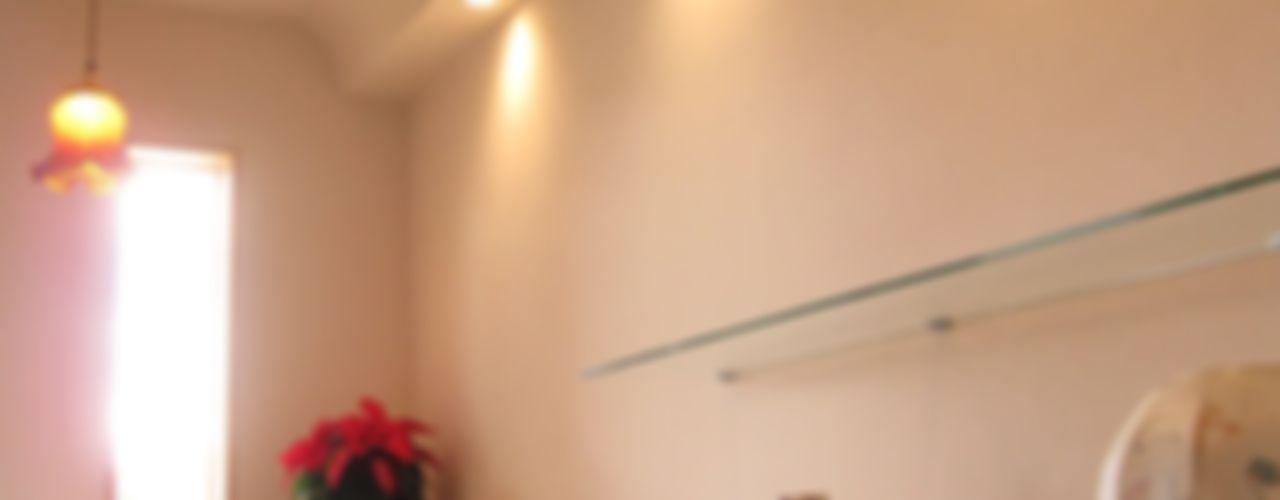 よしだみわこ建築設計事務所 Scandinavian style walls & floors