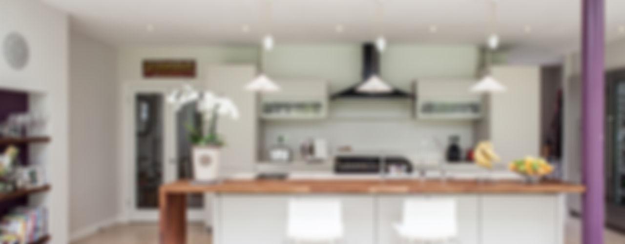 Essex Chic Nic Antony Architects Ltd Moderne Küchen
