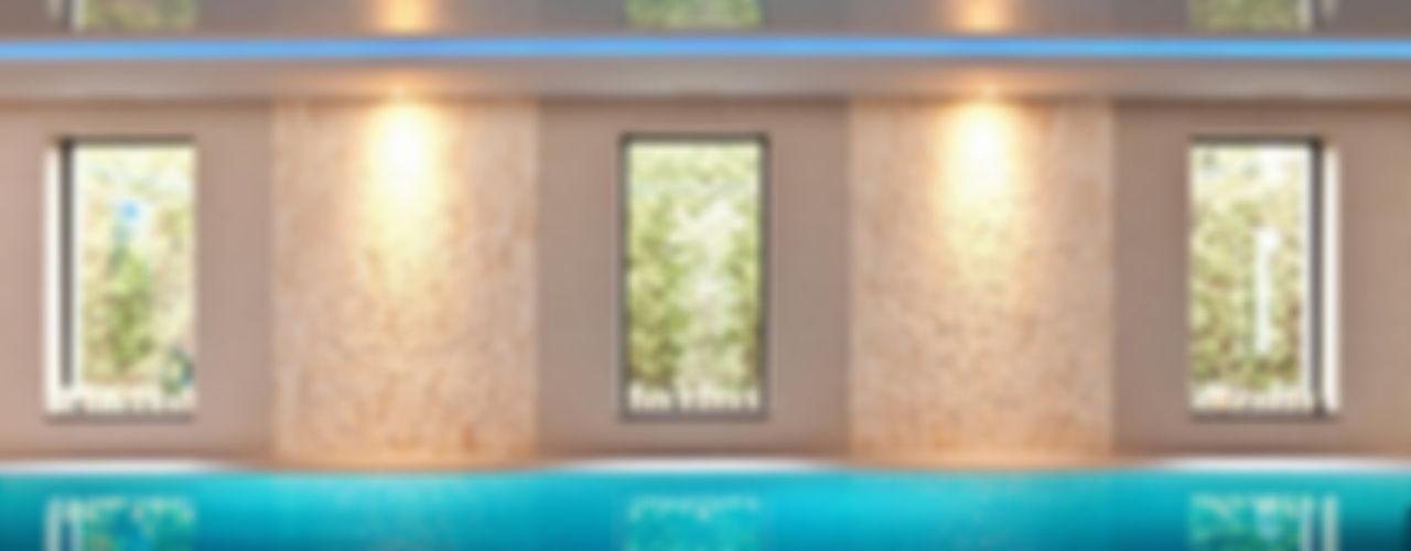tomasz czajkowski pracownia Mediterranean style pool