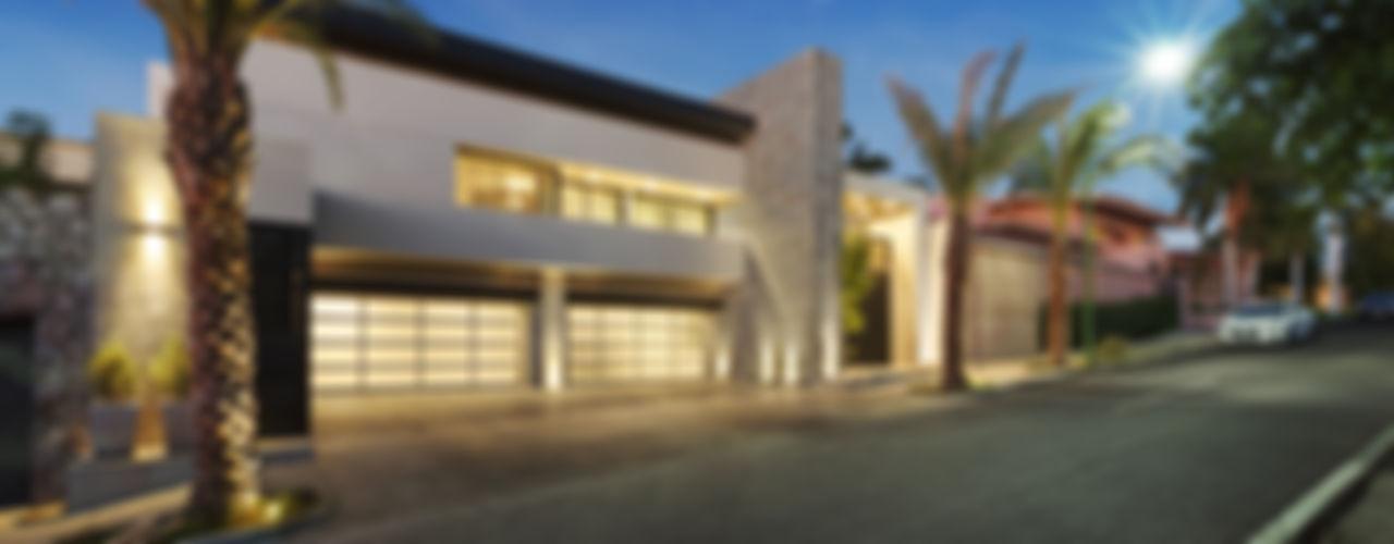 Juan Luis Fernández Arquitecto Case moderne
