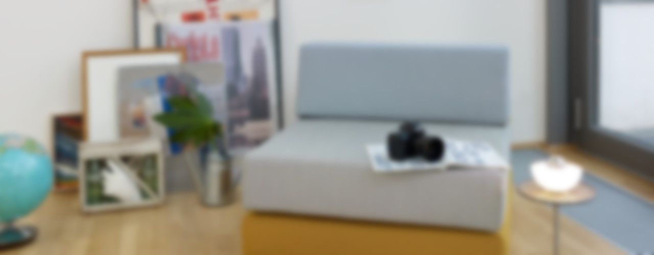 Farbe bekennen dessau design WohnzimmerSofas und Sessel