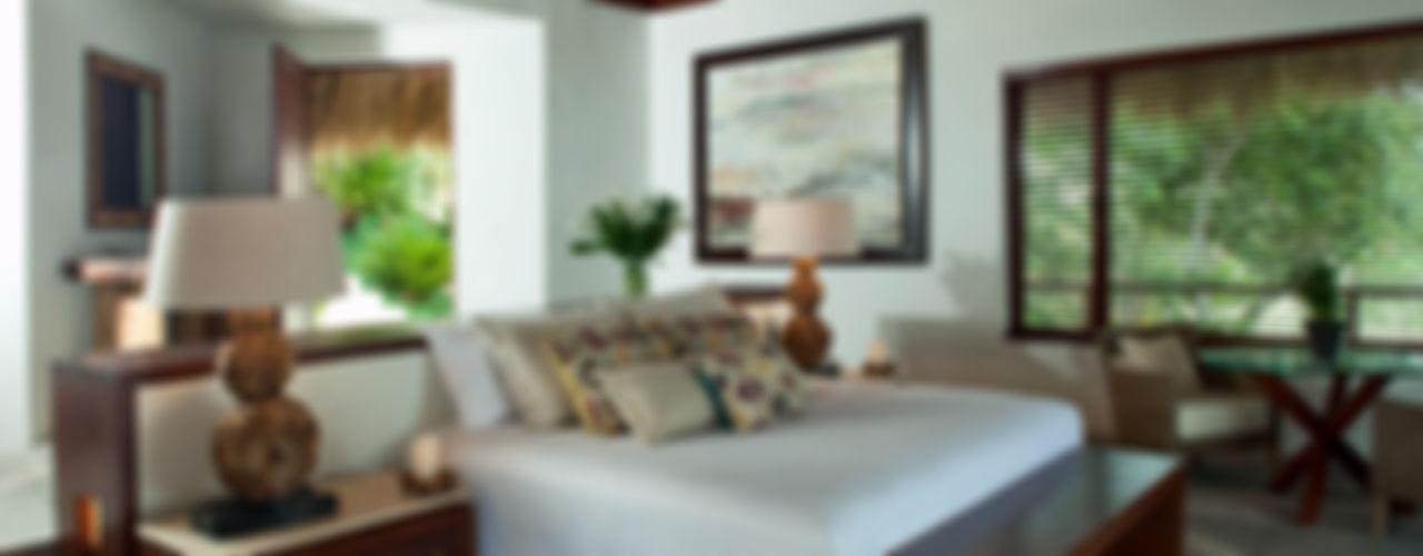 homify Rustic style bedroom Aluminium/Zinc Wood effect