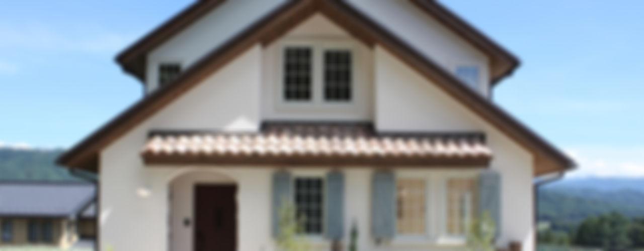株式会社アートカフェ Country style house White