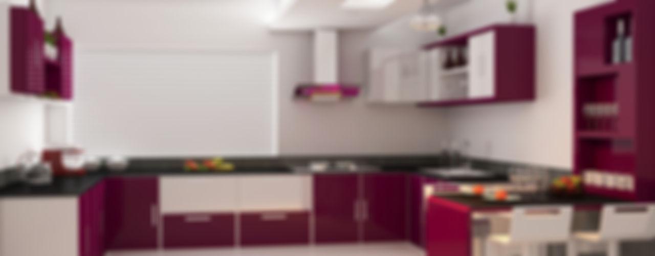 Nimble Interiors Cocinas de estilo rústico