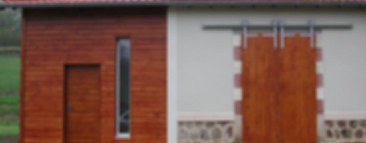 Kauri Architecture Modern houses