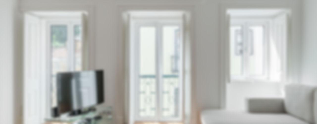 VSS ARQ Soggiorno minimalista
