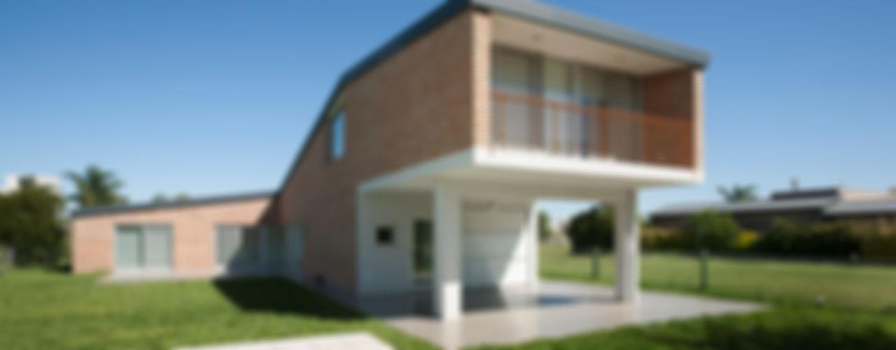 Casa Miraflores Estudio Caballero Fernandez Balcones y terrazasDecoración y accesorios