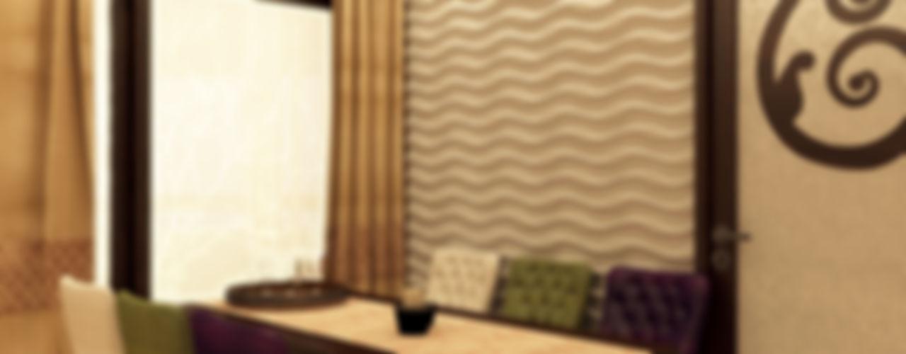 Creazione Interiors Modern dining room