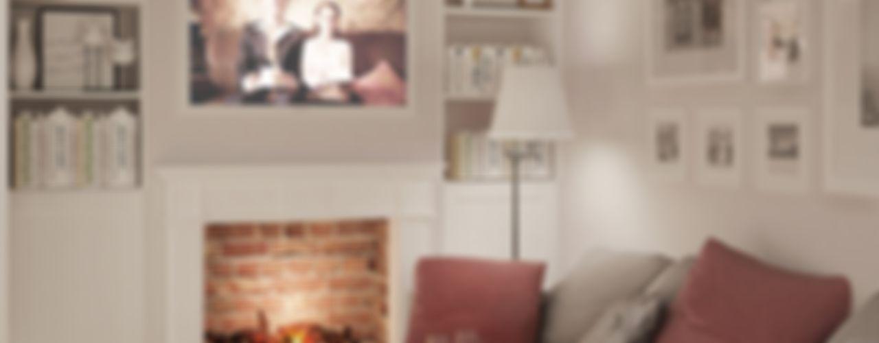 Ольга Бондарь Scandinavian style living room