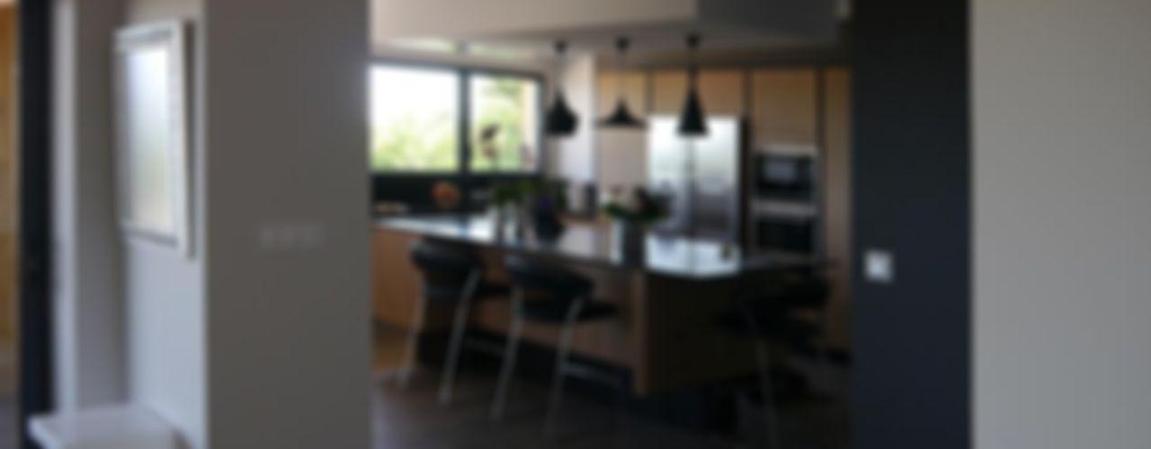 passé recomposé (Rhône) atacama architecture Cuisine moderne