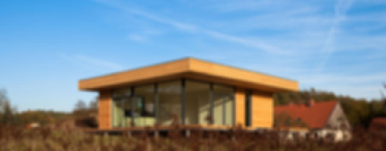 House W Peter Ruge Architekten GmbH Будинки