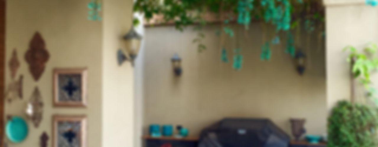 FERNANDO ROMA . estudioROMA Balkon, Beranda & Teras Gaya Mediteran