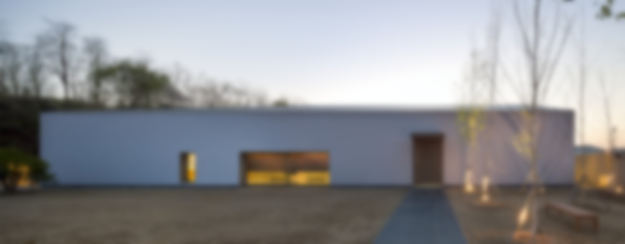 Woogae Memorial 우계기념관 ADMOBE Architect 미니멀리스트 스타일 박물관