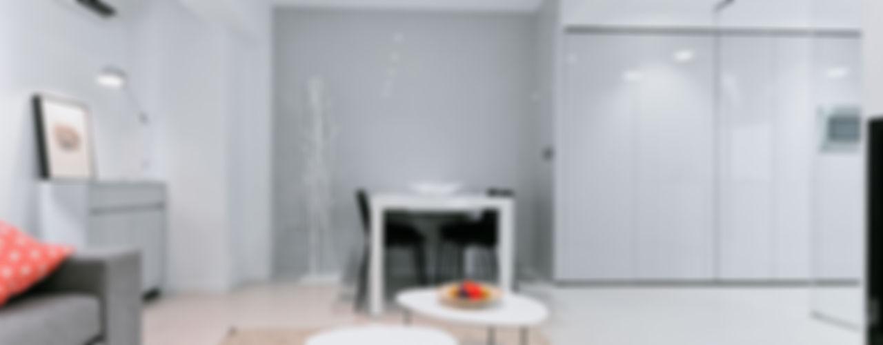 Casa Manises - Una vivienda para la vida moderna Chiralt Arquitectos Comedores de estilo minimalista
