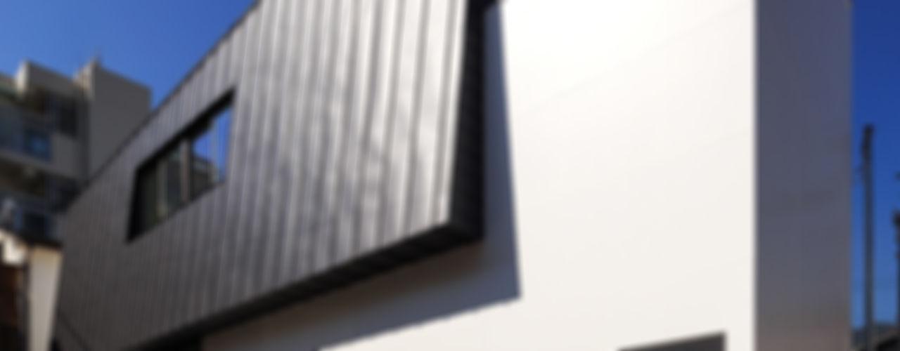 一級建築士事務所haus 스칸디나비아 주택 화이트