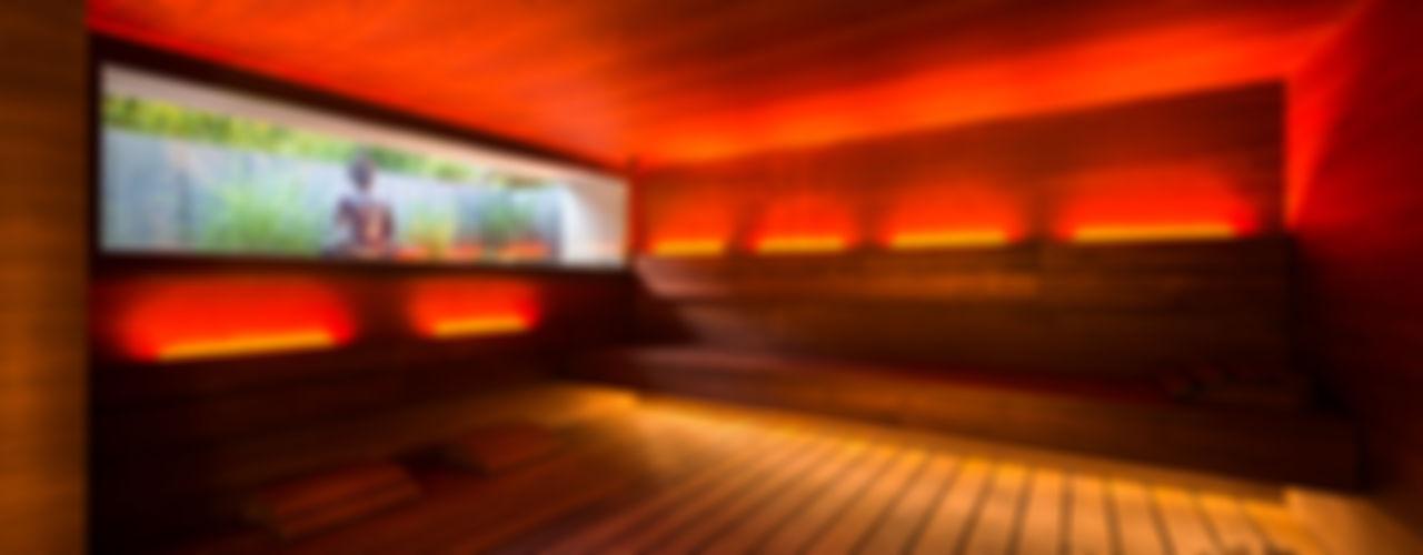 corso sauna manufaktur gmbh Sauna Wood Red