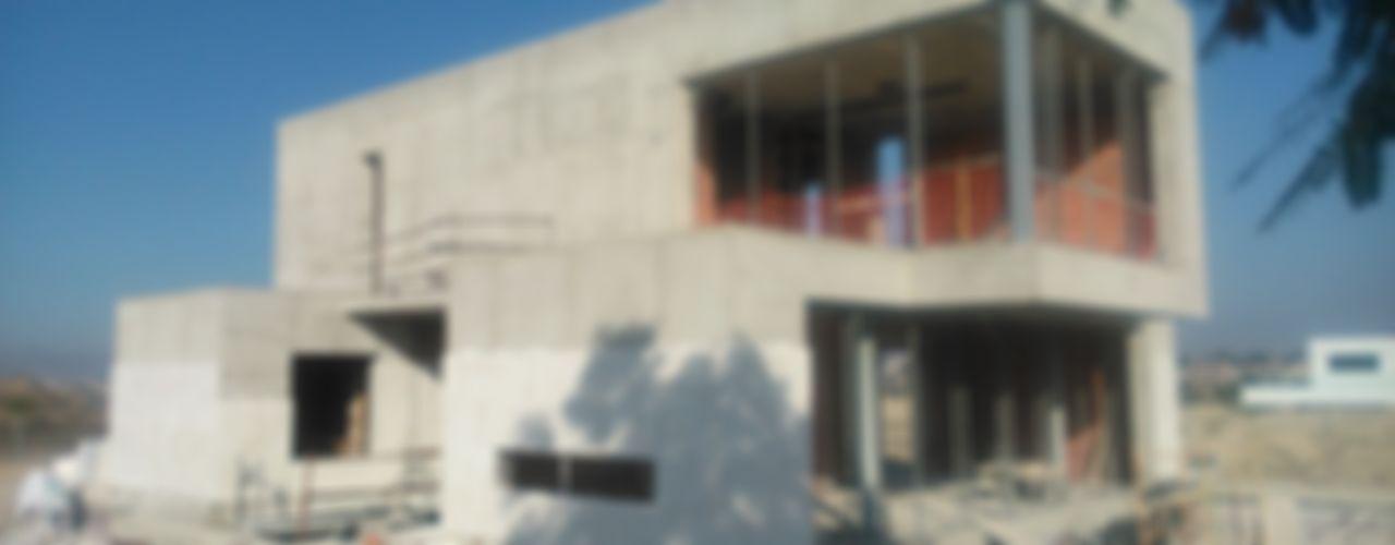 NUÑO ARQUITECTURA 現代房屋設計點子、靈感 & 圖片