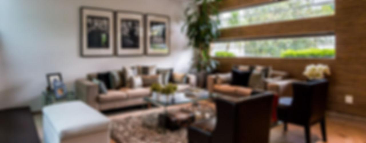 aaestudio Modern living room