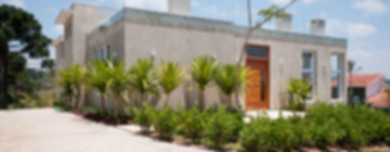 Martins Valente Arquitetura e Interiores Modern Evler