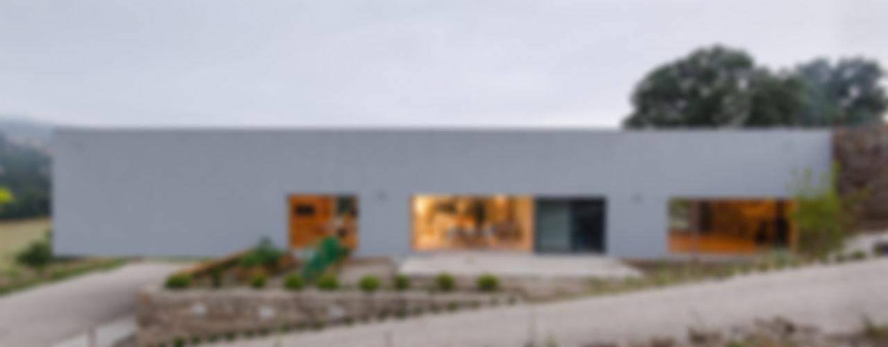 olgafeio.arquitectura Casas de estilo minimalista