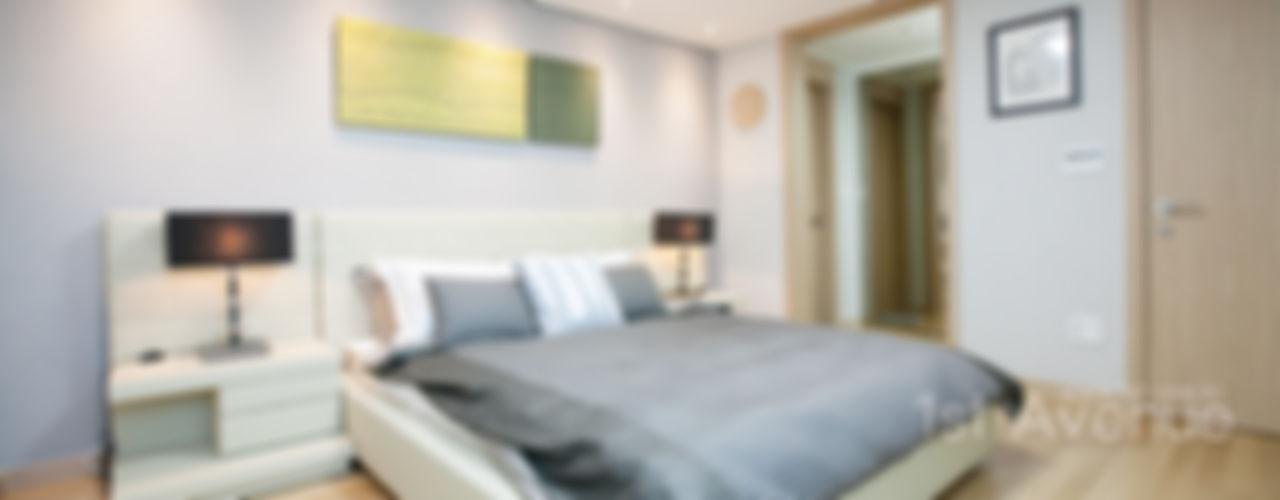은은한 고급스러움을 표현한 녹번동 인테리어 퍼스트애비뉴 모던스타일 침실