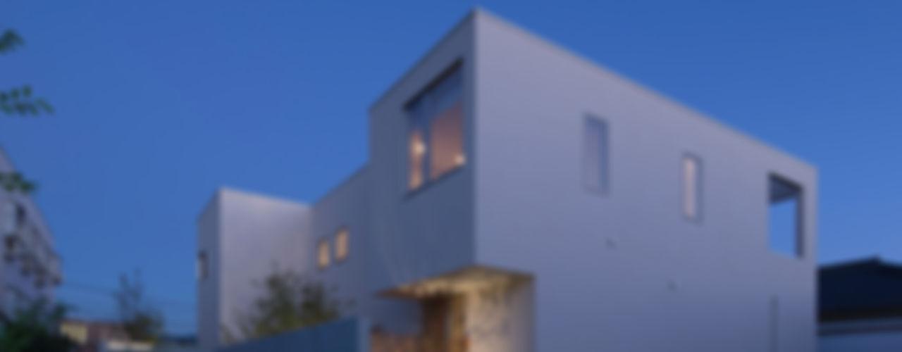 Atelier Square 모던스타일 주택