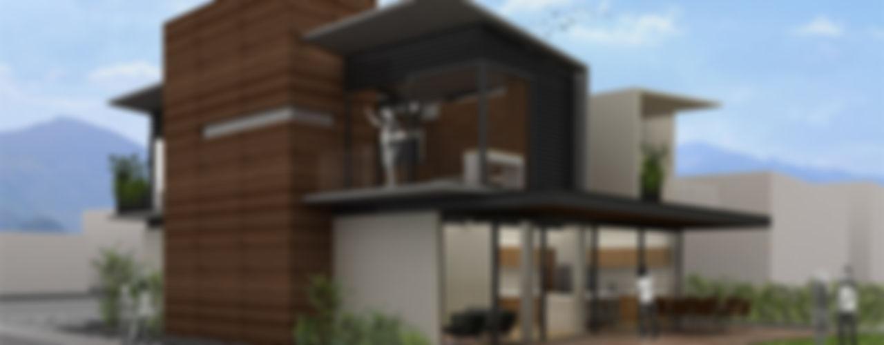 RIMA Arquitectura Casas estilo moderno: ideas, arquitectura e imágenes