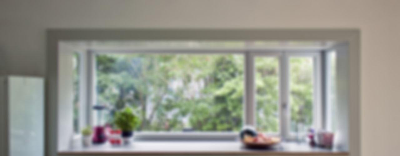 kleinOud brandt+simon architekten آشپزخانه