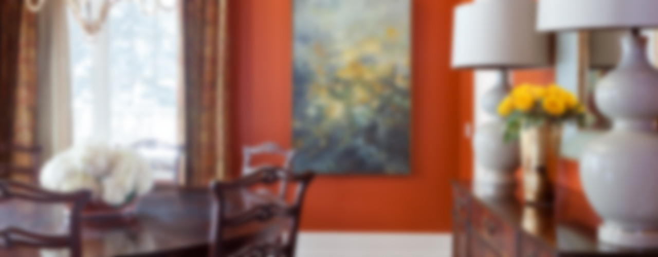 Andrea Schumacher Interiors اتاق غذاخوری