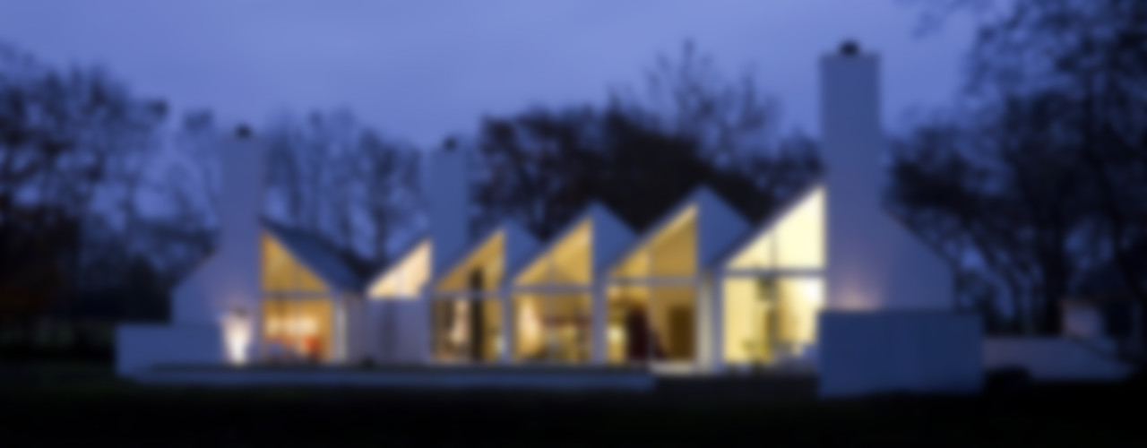 Award winning contemporary house in Co Antrim Jane D Burnside Architects Modern Houses