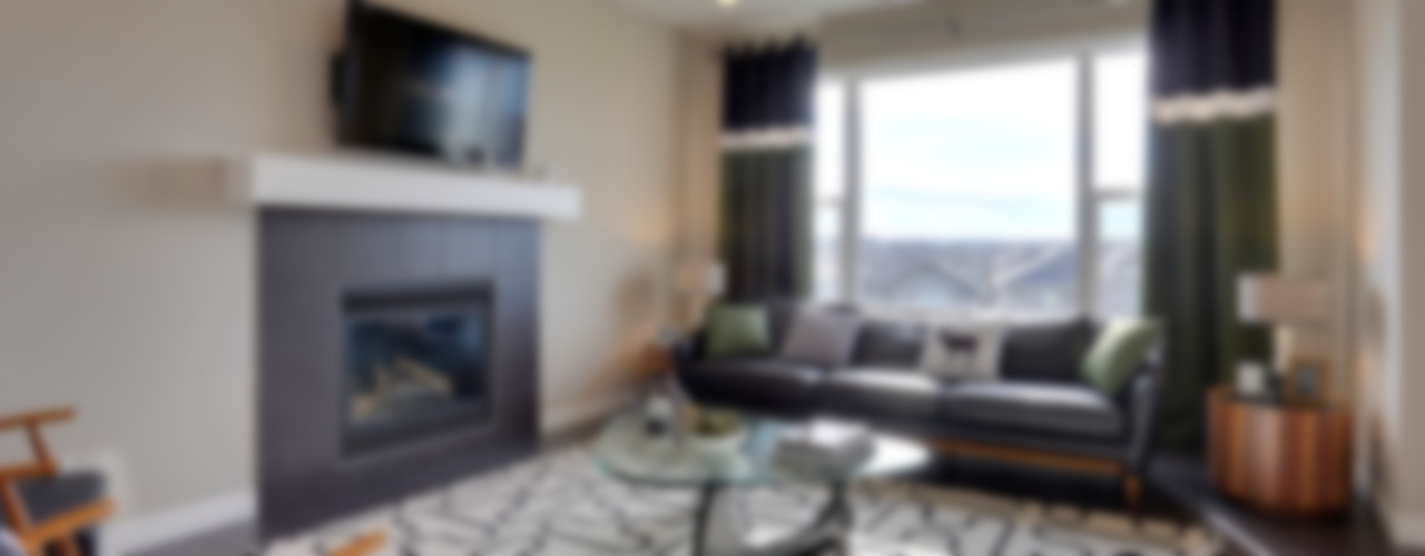 121 Hillcrest Drive Sonata Design Modern living room