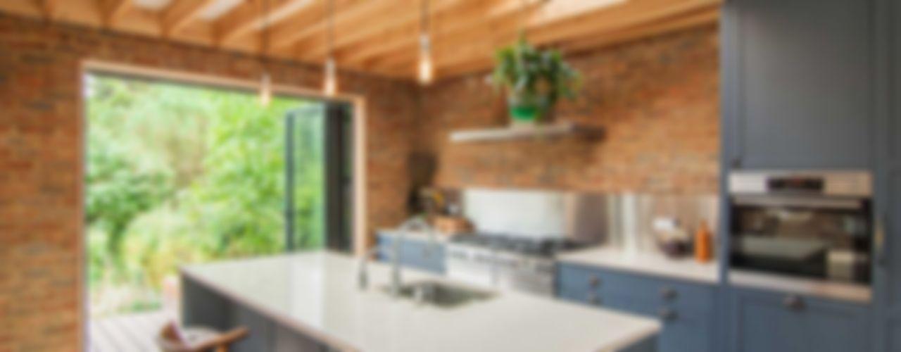 Epsom Bradley Van Der Straeten Architects Cocinas modernas