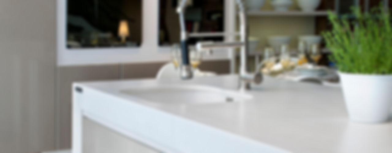 Tezgahlar Fİ DİZAYN Mermer, Granit, Quars Satış ve Uygulama Modern Mutfak
