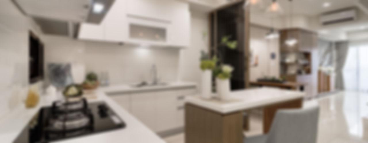 騰龘空間設計有限公司 Cocinas integrales