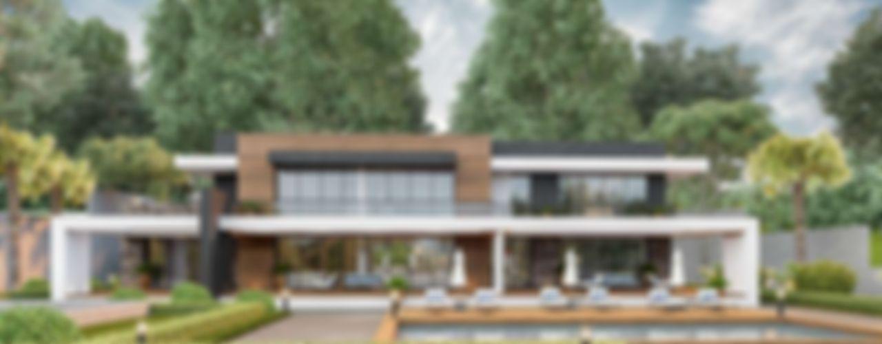 Sapanca Villa VERO CONCEPT MİMARLIK Villa
